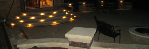 Outdoor Lighting helps you enjoy your living space at night