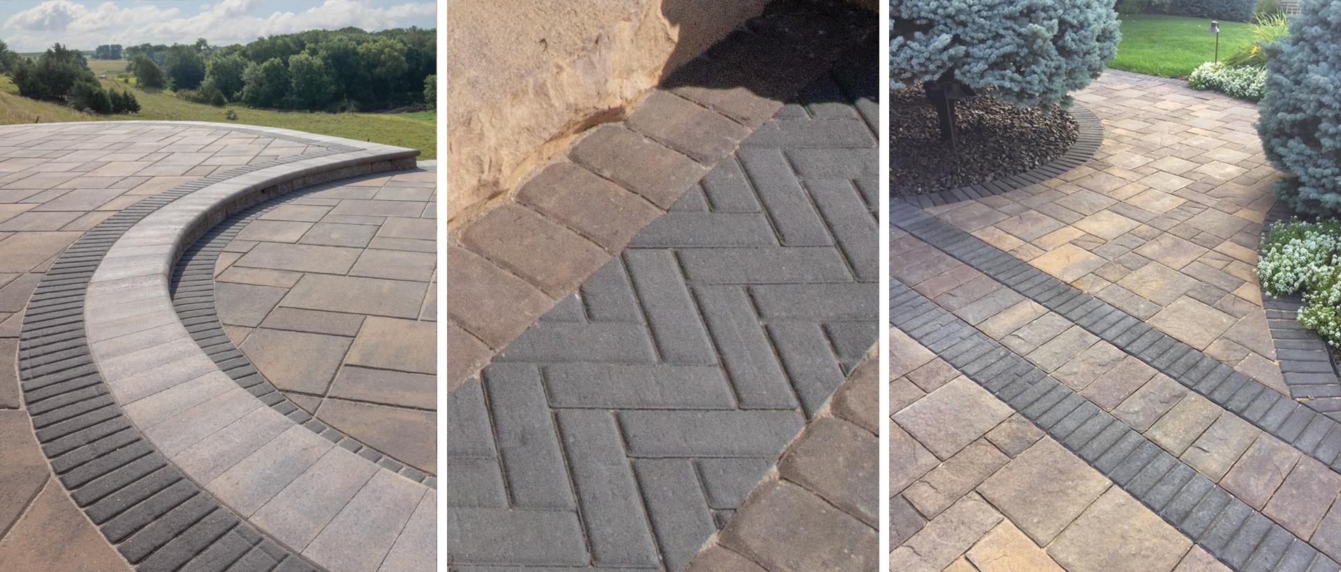 American Brick Concrete Pavers
